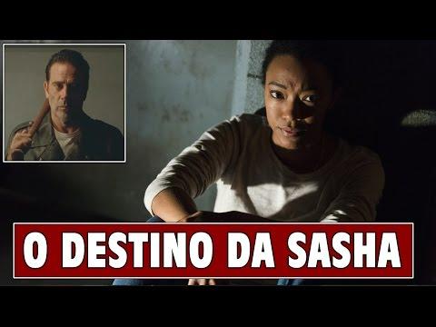 O destino da Sasha será apropriado para a série?