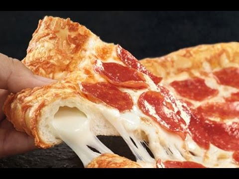 CarBS - Pizza Hut Triple Cheese Covered Stuffed Crust ... Stuffed Crust Pizza