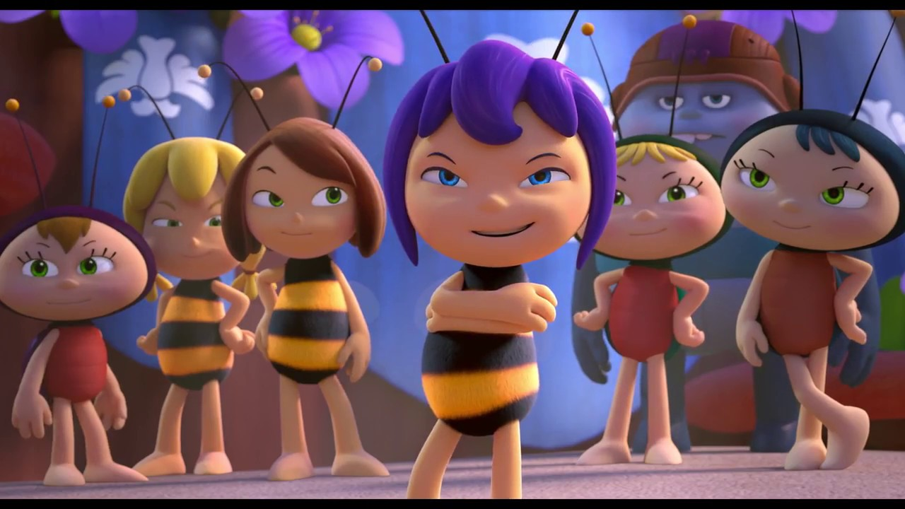 Maya the Bee: The Honey Games - Wikipedia