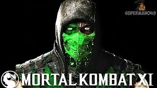 Mortal Kombat 11: LEAKED By Voice Actor? Reptile & Kung Lao Confirmed For MK11?
