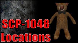 SCP-1048 All Locations - SCP Containment Breach v1.2.3