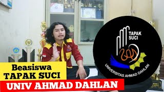 Beasiswa Prestasi Tapak Suci Univ Ahmad Dahlan