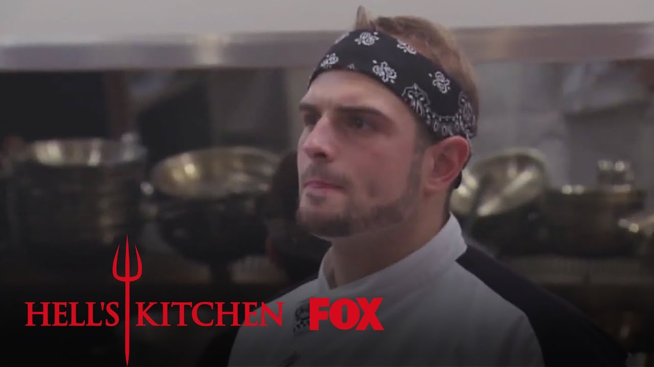 Josh Becomes The Baboon Season 14 Ep 13 Hell S Kitchen