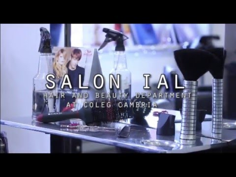 Coleg Cambria - Salon Ial