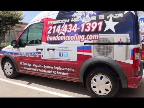 DC Spotlight: Freedom Heating & Air (Lancaster, TX)