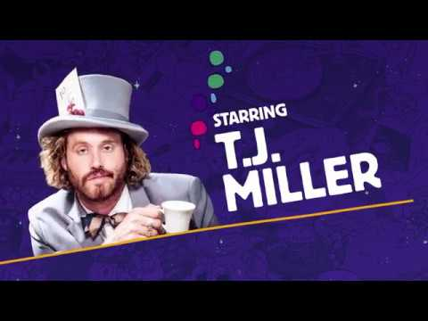Just For Laughs Alternative Comedy Tour 2017