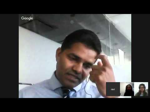 Hangouts with Ravi Gurav, VP Marketing, Dheeraj Realty, Mumbai