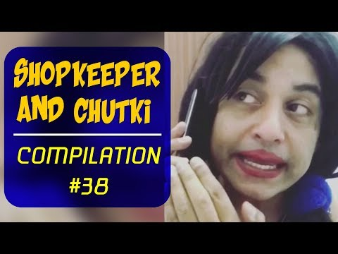 Shopkeeper and Chutki - Compilation #38   Gaurav Gera