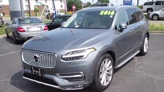 2016 Volvo Xc90 T6 Inscription Walkaround, Start Up, Tour, Overview And Review