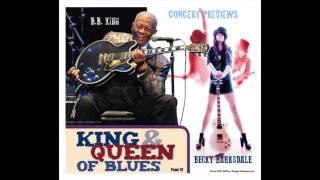BECKY BARKSDALE -  Three O'Clock Blues (BB King)