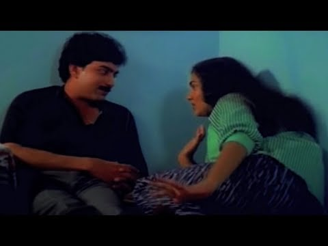 Swagatham: Best Romantic scenes Of Urvasi And Parvathi thumbnail