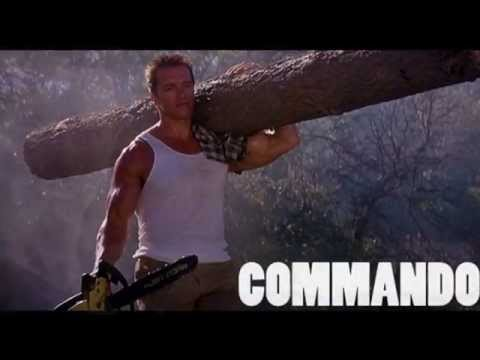 We fight for love from Commando
