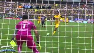 America vs Monterrey 2-1 (4-3) Semifinales Vuelta Clausura 2013 - Ligulla