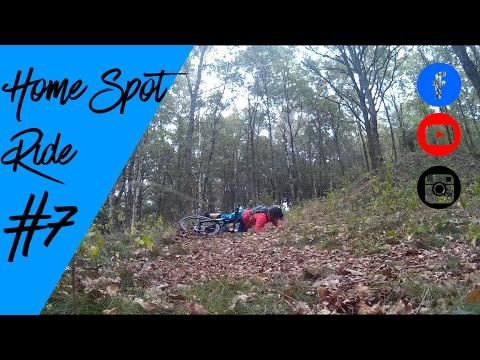 Home Spot Ride #7 // Fail Glisse// William
