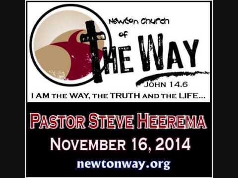 11 16 2014 Pastor Steve Heerema
