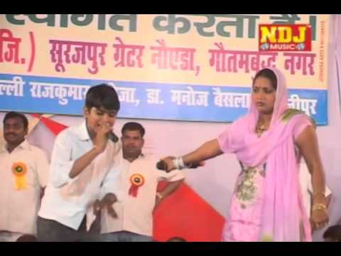 Haryanvi Ragni Competition Hit Ragni.....Mata Saach Batau.....Full HD Video....NDJ Music