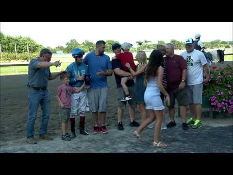 video thumbnail for MONMOUTH PARK 8-3-19 RACE 12