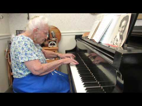There's A Wideness in God's Mercy (Joy Tuggy's arrangement, played at almost 91 yrs old!)