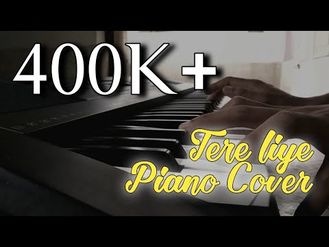Tere Liye (Veer Zaara) Original Piano Cover - Pranoy Dutta