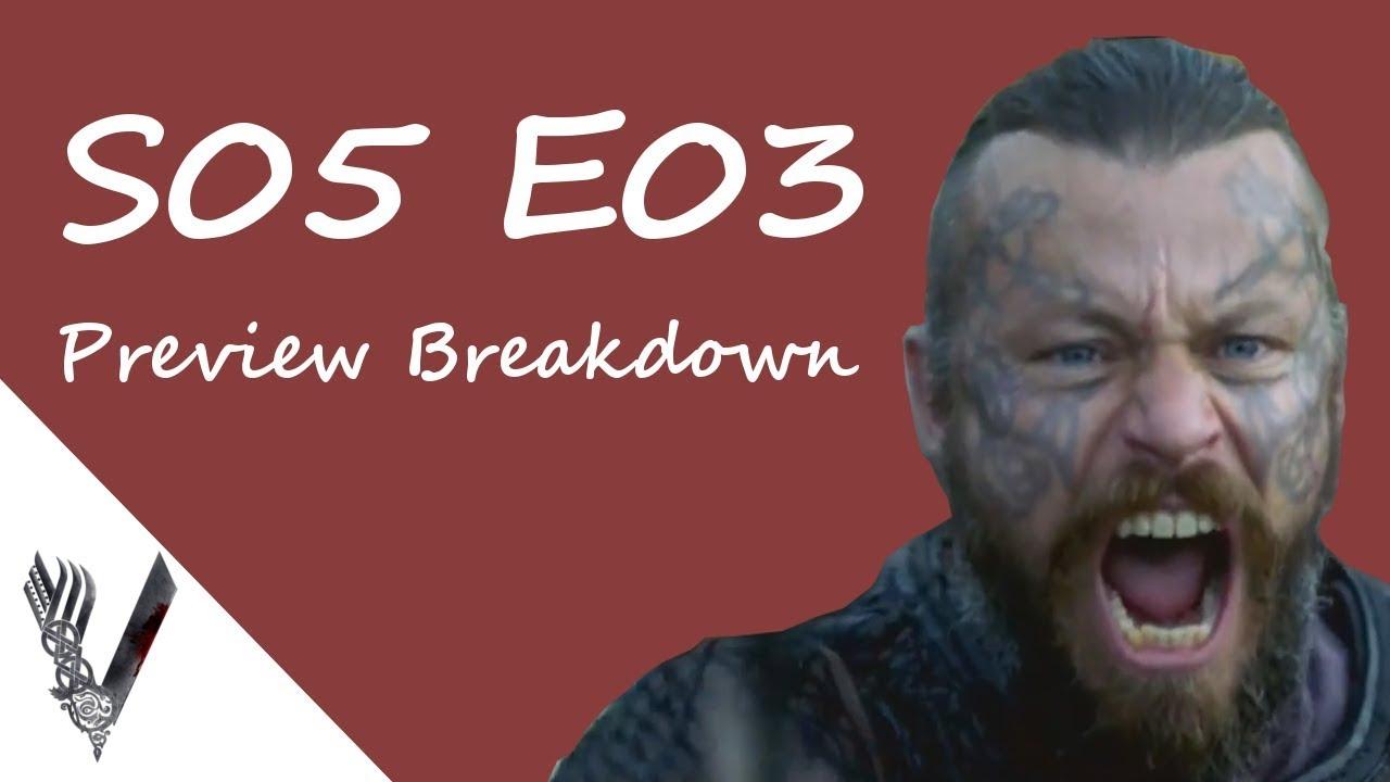 Vikings Season 5 Episode 3 Preview Breakdown
