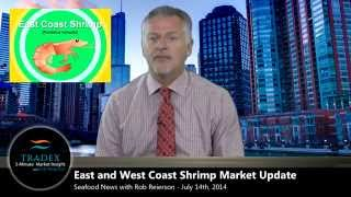 3-minute Market Insight - Further Shrimp Price Increases To Impact East & West Coast Markets
