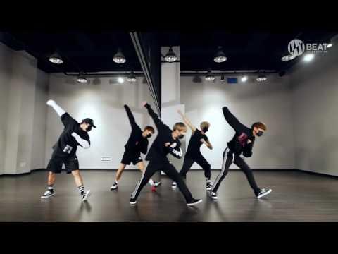 H.O.T - We are the future Dance practice (by A.C.E 에이스)