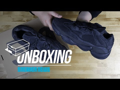 37aa35ffc7a7a Unboxing The adidas YEEZY 500