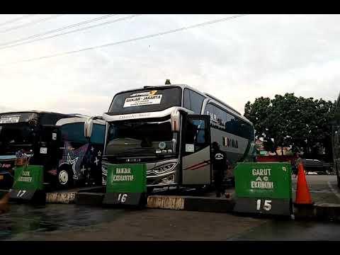 Menikmati Bus Terbaru Budiman Banjar Jakarta  Euro 3