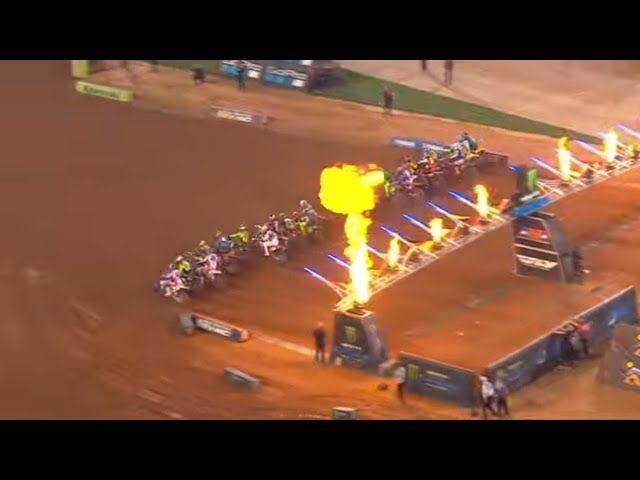 Supercross Round #14 250SX Highlights | Atlanta, GA, Atlanta Motor Speedway | April 13, 2021