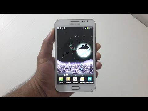 15 Awesome Christmas Live Wallpapers - Android 2015