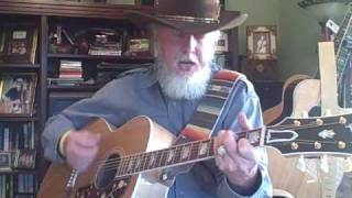 You Never Even Called Me by My Name David Allen Coe Sherrill Wallace acoustic cover