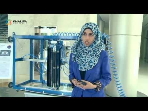 Automatic Window Cleaning System - Khalifa University's Engineering Innovation Day