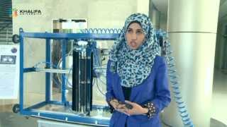 Automatic Window Cleaning System - Khalifa University's Engineering Innovation Day
