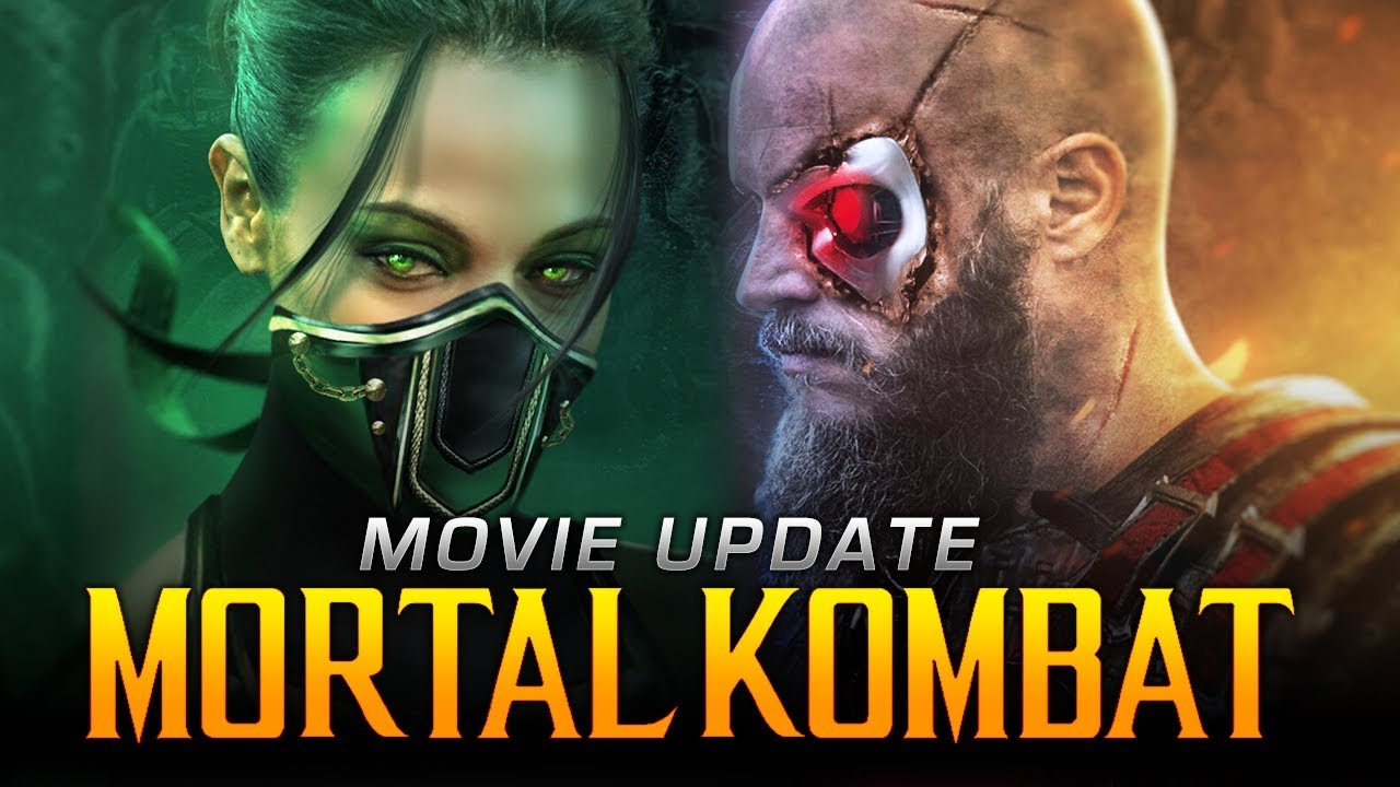 NEW Mortal Kombat Movie Details & MK1 Characters TEASED ...