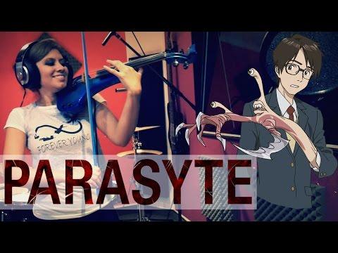 PARASYTE (Let me Hear) ❤  VIOLIN ANIME COVER (Full Opening)