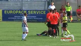 Trestina-Villabiagio 0-2 Coppa Italia Serie D