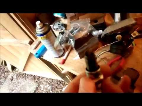 Spark plug cleaning (the best way)