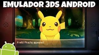 EMULADOR DE 3DS PARA ANDROID OFICIAL YA SALIÓ?