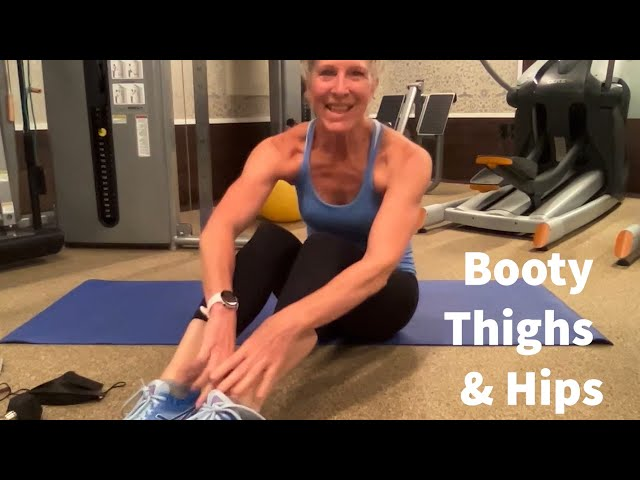 Booty, Thighs & Hip Workout
