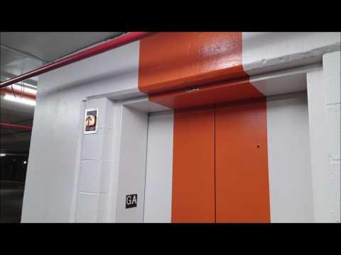 Scenic Dover Impulse Traction Elevators @ Sheraton Lisle Executive Center, Lisle, IL