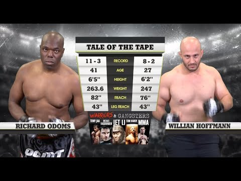 Fight of the Week: Richard Odoms & Willian Hoffmann Drop Bombs Inside the LFA Cage