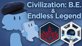 James Recommends - Civilization: Beyond Earth & Endless Legend - Build a Civ in Space or Fantasy