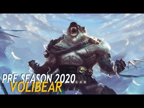 PRE TEMPORADA 2020 | VOLIBEAR | Rascando espaldas desde la beta