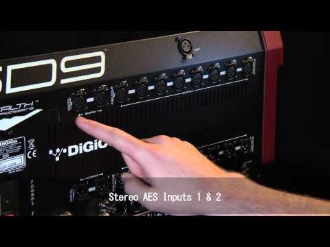1.DiGiCo SD9_Introduction+Chapter1 w/Korean sub
