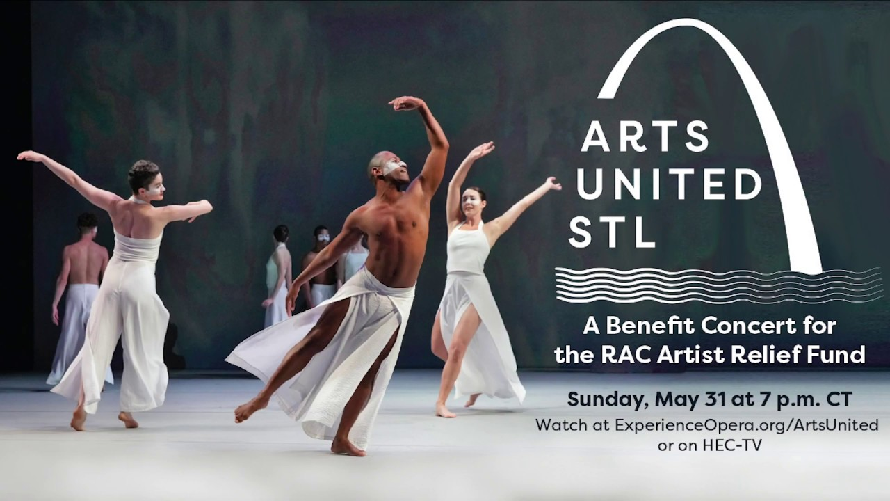 Arts United STL: Virtual Benefit Gives Local Artists a Chance to Perform Again