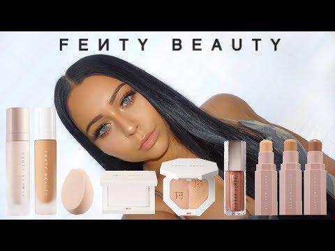 FENTY BEAUTY By Rihanna Review + Wear Test