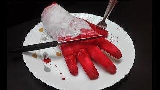 DIY Fake Halloween Hand Prop | Spooky Halloween Decor | StylEnrich