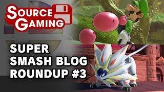 Super Smash Blog Roundup #3 -The Boring Week