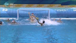 Vízilabda 2008 olimpiai döntő 3/8