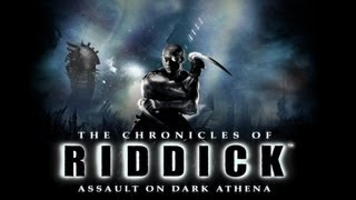 Chronicles of Riddick - Assault on Dark Athena gameplay walkthrough - Part 1